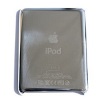 Chrome Back Plate for iPod Nano 3rd Generation