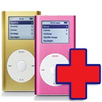 Diagnosis / Repair Service for the iPod Mini